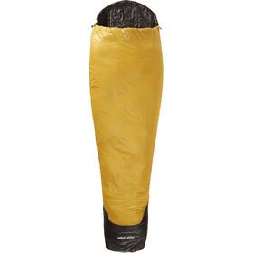 Nordisk Oscar -2° Sleeping Bag XL mustard yellow/black